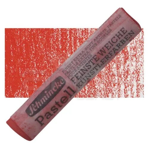 Schmincke Soft Pastel Boya Permanent Red 3 Deep D 044