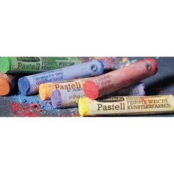Schmincke Soft Pastel Boya Seti Cardboard 10lu - Thumbnail