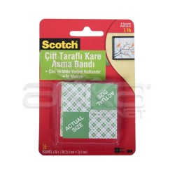 Scotch - Scotch Çift Taraflı Asma Bandı 16 Adet