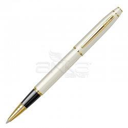 Scrikss - Scrikss 35 Roller Kalem Beyaz Altın