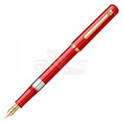 Scrikss - Scrikss 419 Dolma Kalem M Uç Kırmızı