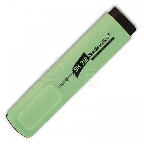 Scrikss Fosforlu Kalem SH712 Yeşil