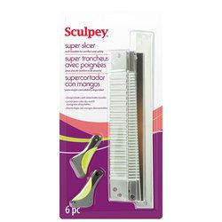 Sculpey - Sculpey Super Slicer Kil Kesme Bıçağı 4lü Set (1)