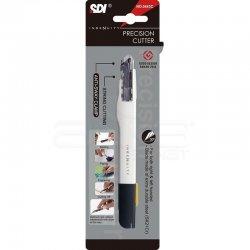 SDI - Sdi Otamatik Kilitlemeli Dar Fonksiyonel Maket Bıçağı 0443C