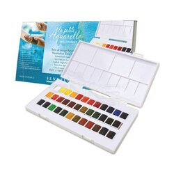 Sennelier - Sennelier Aquarelle Sulu Boya 36lı Tablet 331682,01 (1)