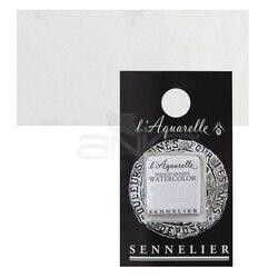 Sennelier - Sennelier Artist Tam Tablet Sulu Boya Yedek Seri 1 No:112 Chinese White