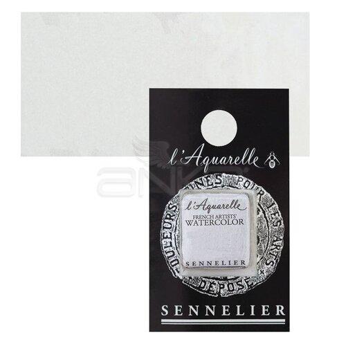 Sennelier Artist Tam Tablet Sulu Boya Yedek Seri 1 No:112 Chinese White - 112 Chinese White