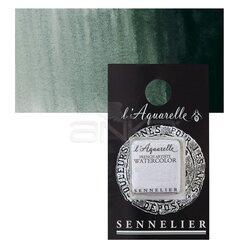 Sennelier - Sennelier Artist Tam Tablet Sulu Boya Yedek Seri 1 No:203 Greenish Umber