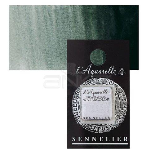 Sennelier Artist Tam Tablet Sulu Boya Yedek Seri 1 No:203 Greenish Umber - 203 Greenish Umber