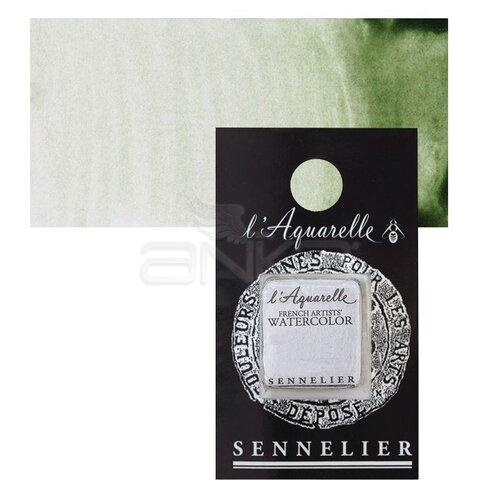 Sennelier Artist Tam Tablet Sulu Boya Yedek Seri 1 No:213 Green Earth - 213 Green Earth