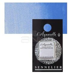 Sennelier - Sennelier Artist Tam Tablet Sulu Boya Yedek Seri 1 No:322 Royal Blue