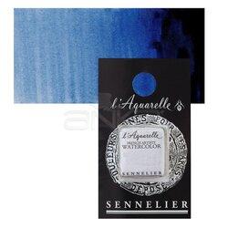 Sennelier - Sennelier Artist Tam Tablet Sulu Boya Yedek Seri 1 No:399 Blue Sennelier