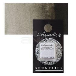 Sennelier - Sennelier Artist Tam Tablet Sulu Boya Yedek Seri 1 No:443 Raw Sepia