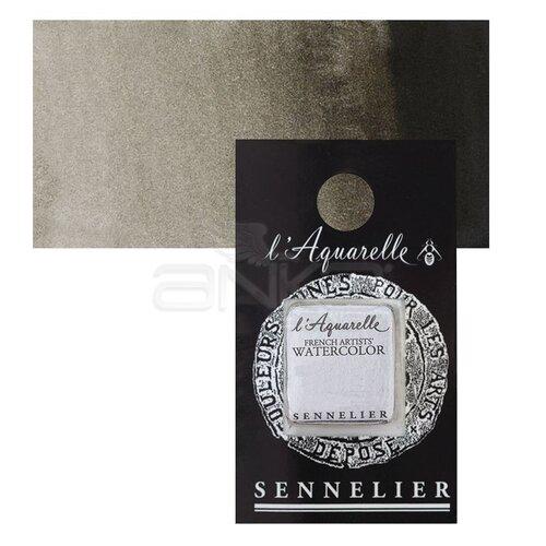 Sennelier Artist Tam Tablet Sulu Boya Yedek Seri 1 No:443 Raw Sepia - 443 Raw Sepia
