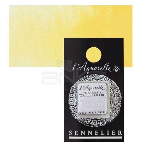 Sennelier Artist Tam Tablet Sulu Boya Yedek Seri 1 No:567 Naples Yellow - 567 Naples Yellow