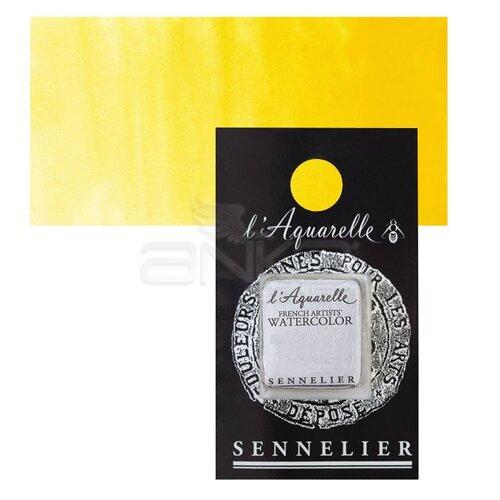 Sennelier Artist Tam Tablet Sulu Boya Yedek Seri 1 No:578 Sennelier Yellow Light - 578 Sennelier Yellow Light