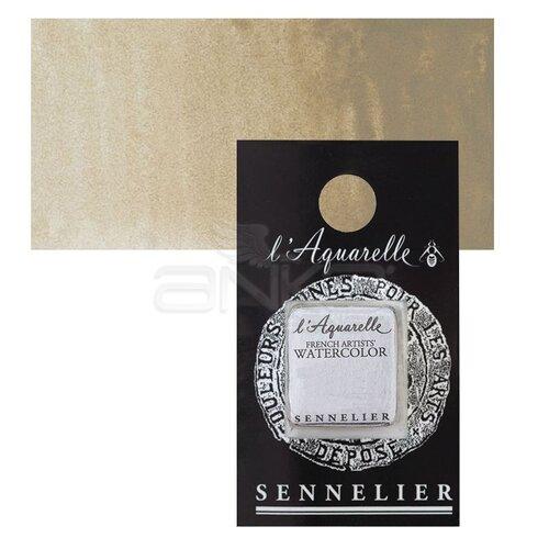 Sennelier Artist Tam Tablet Sulu Boya Yedek Seri 1 No:705 Warm Grey - 705 Warm Grey