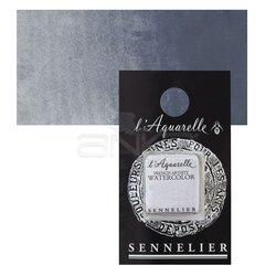 Sennelier - Sennelier Artist Tam Tablet Sulu Boya Yedek Seri 1 No:707 Light Grey