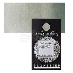 Sennelier - Sennelier Artist Tam Tablet Sulu Boya Yedek Seri 1 No:709 Sennelier Grey