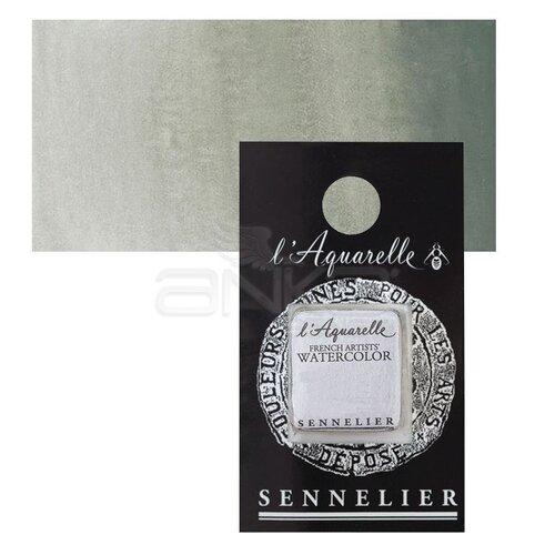 Sennelier Artist Tam Tablet Sulu Boya Yedek Seri 1 No:709 Sennelier Grey - 709 Sennelier Grey