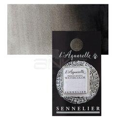 Sennelier - Sennelier Artist Tam Tablet Sulu Boya Yedek Seri 1 No:753 Ivory Black