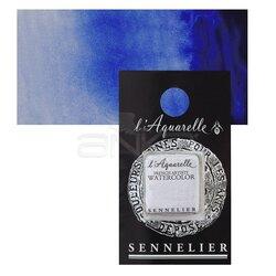 Sennelier - Sennelier Artist Tam Tablet Sulu Boya Yedek Seri 2 No:314 French Ultramarine Blue