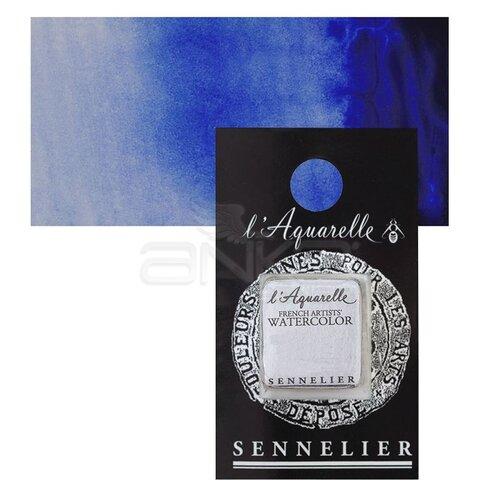 Sennelier Artist Tam Tablet Sulu Boya Yedek Seri 2 No:314 French Ultramarine Blue - 314 French Ultramarine Blue
