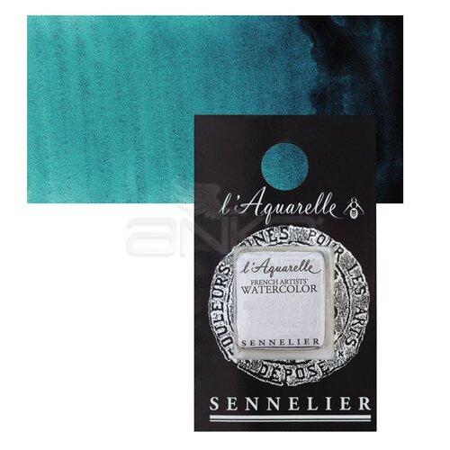 Sennelier Artist Tam Tablet Sulu Boya Yedek Seri 2 No:341 Phthalocyanine Turquoise - 341 Phthalocyanine Turquoise