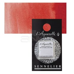 Sennelier - Sennelier Artist Tam Tablet Sulu Boya Yedek Seri 2 No:691 Rose Dore Madder Lake