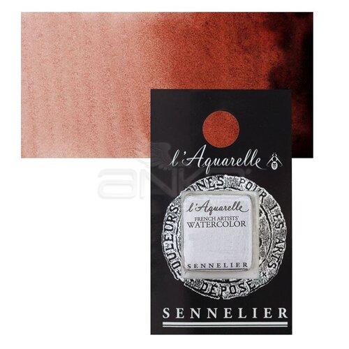 Sennelier Artist Tam Tablet Sulu Boya Yedek Seri 2 No:699 Perm Aliz. Crims. Deep - 699 Perm Aliz. Crims. Deep