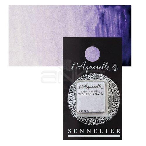 Sennelier Artist Tam Tablet Sulu Boya Yedek Seri 2 No:903 Blue Violet - 903 Blue Violet