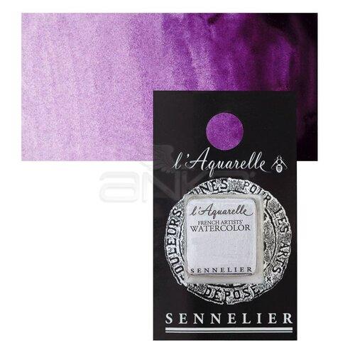 Sennelier Artist Tam Tablet Sulu Boya Yedek Seri 2 No:913 Cobalt Violet Deep Hue - 913 Cobalt Violet Deep Hue