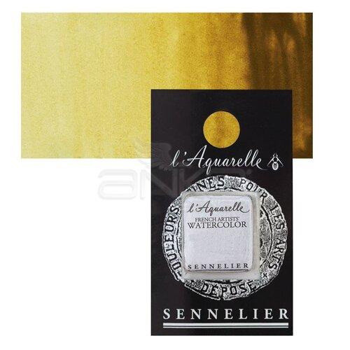 Sennelier Artist Tam Tablet Sulu Boya Yedek Seri 3 No:565 French Ochre - 565 French Ochre