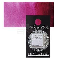 Sennelier - Sennelier Artist Tam Tablet Sulu Boya Yedek Seri 3 No:671 Helios Purple
