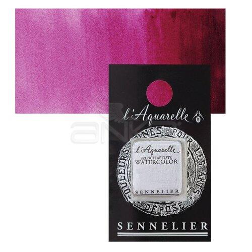 Sennelier Artist Tam Tablet Sulu Boya Yedek Seri 3 No:671 Helios Purple - 671 Helios Purple