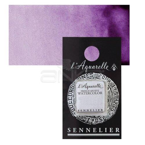 Sennelier Artist Tam Tablet Sulu Boya Yedek Seri 3 No:905 Red Violet - 905 Red Violet