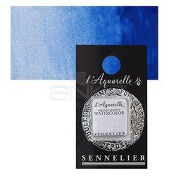 Sennelier - Sennelier Artist Tam Tablet Sulu Boya Yedek Seri 4 No:307 Cobalt Blue