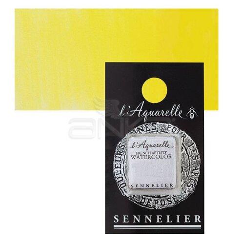 Sennelier Artist Tam Tablet Sulu Boya Yedek Seri 4 No:529 Cadmium Yellow Light - 529 Cadmium Yellow Light