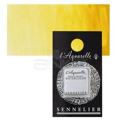 Sennelier - Sennelier Artist Tam Tablet Sulu Boya Yedek Seri 4 No:559 Aureoline