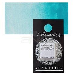 Sennelier - Sennelier Artist Tam Tablet Sulu Boya Yedek Seri 4 No:843 Turquoise Green