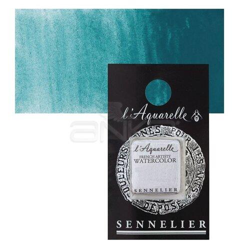 Sennelier Artist Tam Tablet Sulu Boya Yedek Seri 4 No:856 Cobalt Green - 856 Cobalt Green