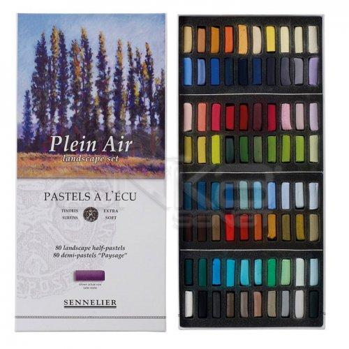 Sennelier Extra Soft Pastel Boya Landscape 80li Yarım Boy
