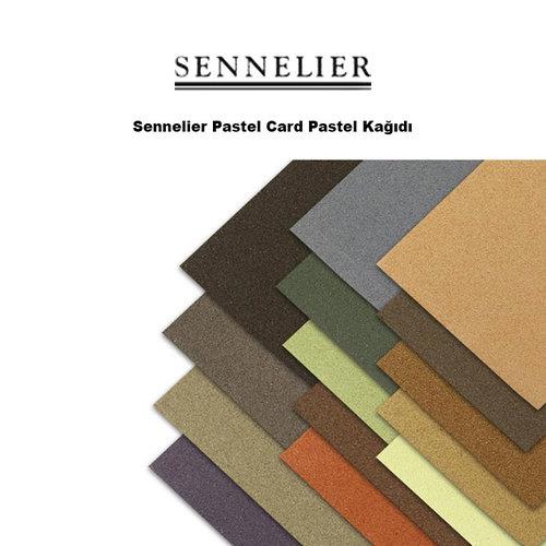 Sennelier Pastel Card Pastel Kağıdı