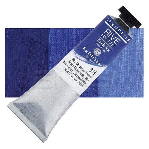 Sennelier Rive Gauche Yağlı Boya 40ml 314 French Ultramarine Blue
