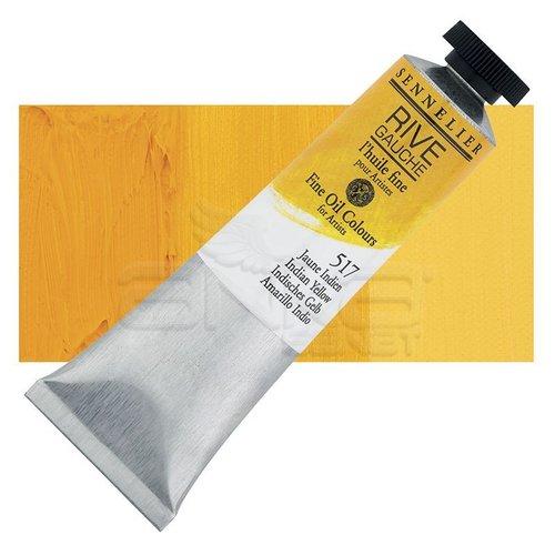 Sennelier Rive Gauche Yağlı Boya 40ml 517 Indian Yellow