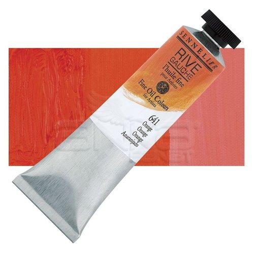 Sennelier Rive Gauche Yağlı Boya 40ml 641 Orange