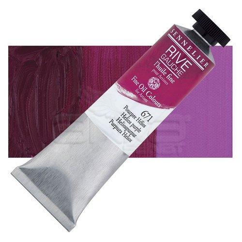 Sennelier Rive Gauche Yağlı Boya 40ml 671 Helios Purple