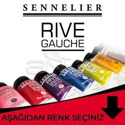 Sennelier - Sennelier Rive Gauche Yağlı Boya 40ml Kırmızı Tonlar