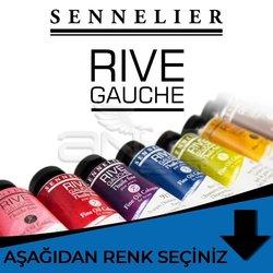 Sennelier - Sennelier Rive Gauche Yağlı Boya 40ml Mavi Tonlar