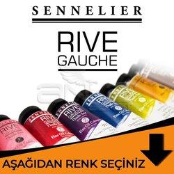 Sennelier - Sennelier Rive Gauche Yağlı Boya 40ml Sarı Tonlar